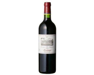 【赤ワイン】ドメーヌ・バロン・ド・ロートシルト プライベート・リザーヴ ボルドールージュ 750ml