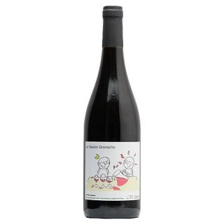 【赤ワイン】ラ・パッション・グルナッシュ ヴィエイユ・ヴィーニュ 750ml