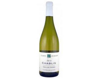 【白ワイン】シャブリ ヴィエーユ・ヴィーニュ クロズリー・デ・アルズィエ 750ml