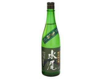 水尾 特別純米酒 金紋錦仕込 720ml