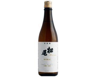 日本酒 松尾 特別純米 720ml 箱付き