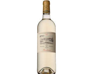 【白ワイン】ドメーヌ・バロン・ド・ロートシルト プライベートリザーブ ボルドーブラン 750ml