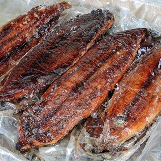 うなぎ蒲焼(有頭腹開き25尾サイズ)5kg/炭火焼き/フランス種