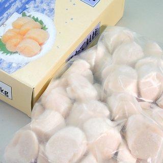ホタテ貝柱(生食用/3S)1kg/北海道