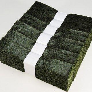 焼海苔六ッ切(板のり)100枚/ぐんかん巻