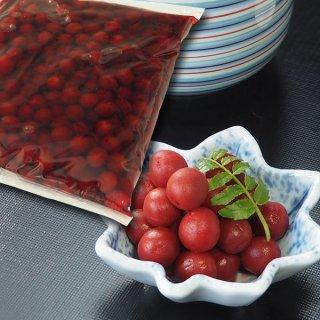 紅小梅漬(M)1kg/国産