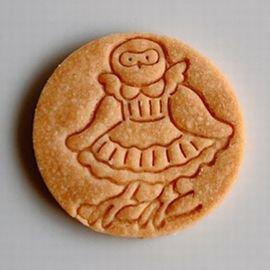 チャコモリの米粉クッキー・ヴィーガン(5枚)