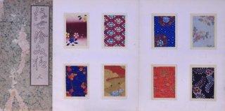 浮世絵文様 Ukiyoe Monyo (Ukiyoe print pattern)