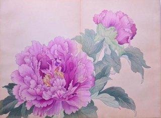 象形花卉帖 一〜三