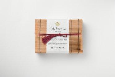 うまのせあわび煮貝(韓国産)‐簾箱入り