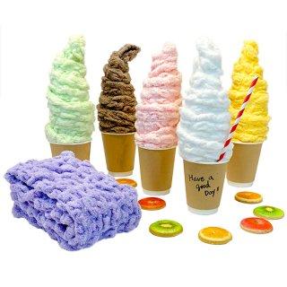 タオルソフトクリーム