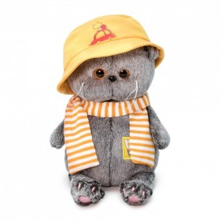 Basik Baby イエローパナマ帽