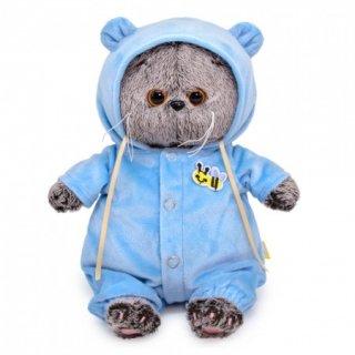 Basik Baby クマさんのもこもこパジャマ