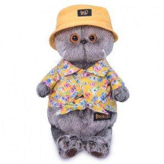 Basik イエローのパナマ帽