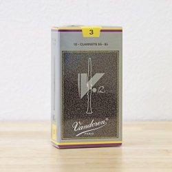 Bbクラリネットリード バンドレン(バンドーレン) Vandoren V.12 銀箱 10枚入り