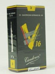 ソプラノサックス用リード バンドレン(バンドーレン) V16 Vandoren V16