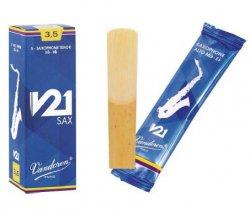 テナーサックスリード バンドレン(バンドーレン) Vandoren V21 5枚入れ アンファイルド