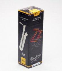 バリトンサックスリード バンドレン(バンドーレン) ZZ Vandoren [ZZ] Jazz