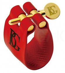 BGリガチャー テナーサックス用 LFT9 RED