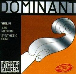 バイオリン弦 4/4  ドミナント4弦 G線