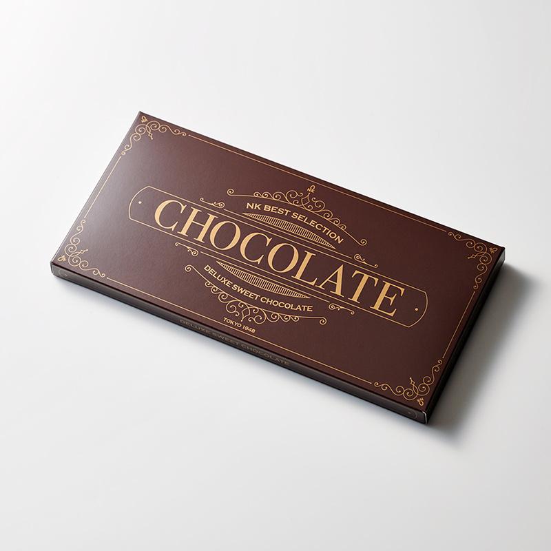 デラックススイートチョコレート 300g