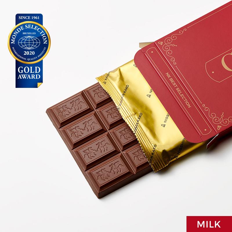 デラックスミルクチョコレート 300g