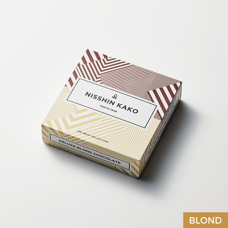 デラックスブロンドチョコレート 15g×8