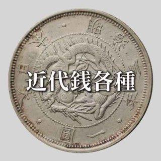 近代銭各種