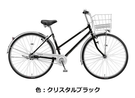 ロングティーン STD S型 27インチ【ダイナモランプ・3段】