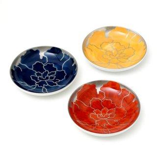 五寸丸取皿(3色)