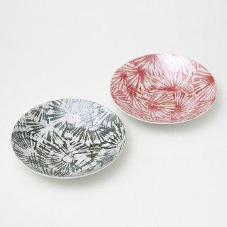 六寸丸皿(2色)