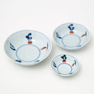 根菜絵鉢(3サイズ)