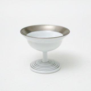 白磁銀彩カクテル珍味 小