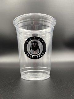 BINGE PLASTIC CUP  500ml
