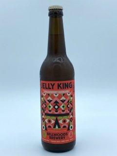 ( Bellwoods Jelly King Straw Rhubarb. 6 500ml ) ベルウツー ジェリーキング ストロベリー ルバーブ