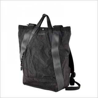 DOUBLE HANDLE back pack《BK》