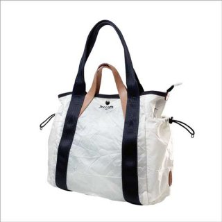 DOUBLE HANDLE tote M《WH》