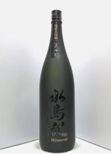 【冷】水鳥記 純米大吟醸酒 蔵の華<br>720ml / 1800ml