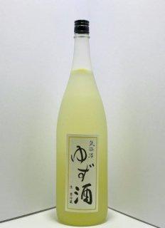 気仙沼 金紋両国 ゆず酒<br>720ml / 1800ml
