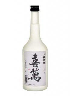 酒粕焼酎 喜萬<br>720ml /