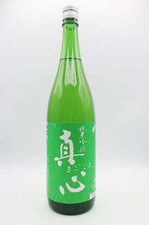 磐乃井 純米<br>真心(まごころ)緑ラベル<br>1800ml