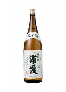浦霞 純米酒<br>720ml / 1800ml