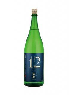 浦霞 純米吟醸 No.12<br>720ml / 1800ml