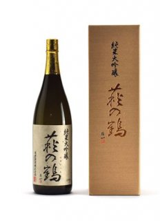 萩の鶴 純米大吟醸 美山錦<br>720ml / 1.8L