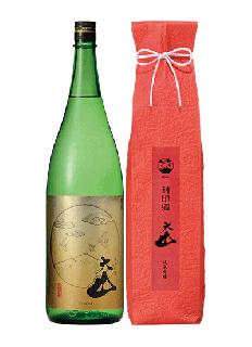 【 封印酒 】<br>大山 純米吟醸<br>720ml / 1800ml