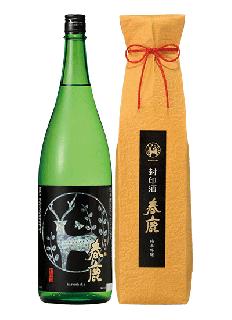 【 封印酒 】<br>春鹿 純米吟醸<br>720ml / 1800ml