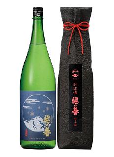 【 封印酒 】<br>越の誉 純米吟醸<br>720ml / 1800ml