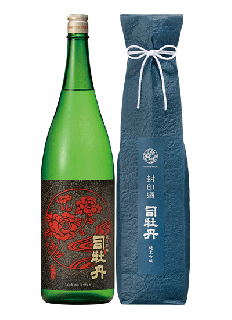【 封印酒 】<br>司牡丹 純米吟醸<br>720ml / 1800ml