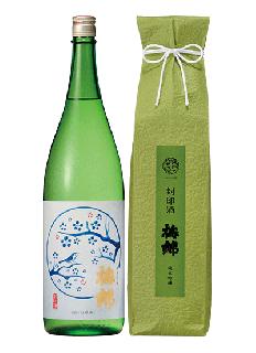 【 封印酒 】<br>梅錦 純米吟醸<br>720ml / 1800ml