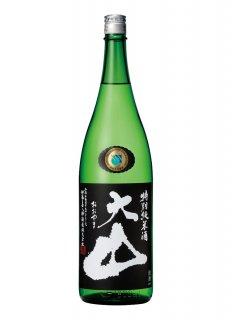 大山<br>特別純米酒<br>1800ml